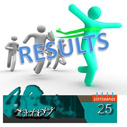 Τα επίσημα αποτελέσματα του 4ου Τροφώνιου Ημιμαραθώνιου Λιβαδειάς